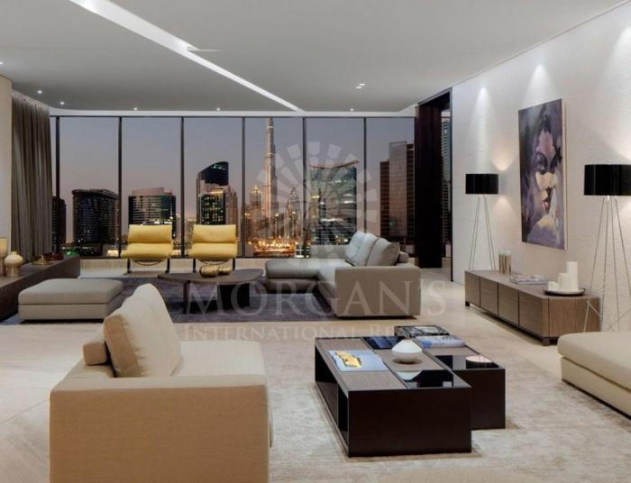 ultra luxury full floor penthouse in volante